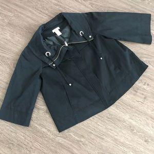 Worthington 3/4 sleeve black jacket. Size Large